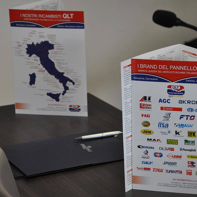 QLT - Attilio Trucco, Genova, ricambi auto e moto