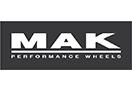 MAK performance wheels - Attilio Trucco, Ricambi auto e moto, Genova